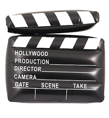 Inflatable Clapper Board - Blow Up Film Fancy Dress Party Prop Hollywood Booth](Inflatable Clappers)