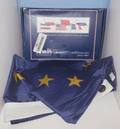 Annin Alaska State Flag 2 x 3ft NYL-GLO 100% Nylon Bunting N