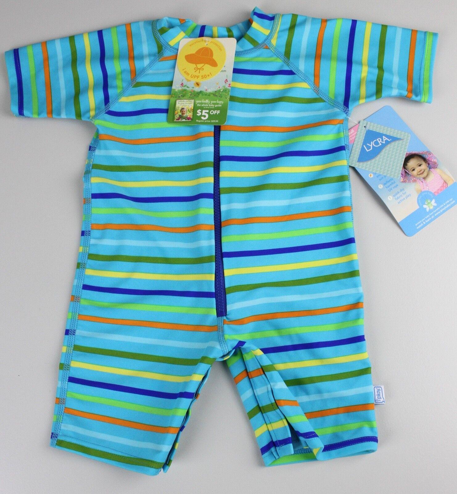 IPlay Baby One Piece Swimsuit Anzug Sonnenschutz 50+ 6-12 Monate B6-NN