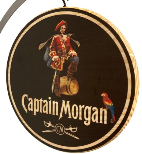 Captain Morgan Double Sided Pub Sign