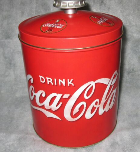 Coca Cola Canister