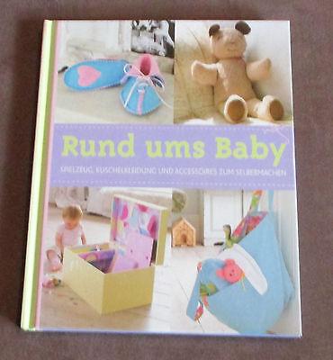 Rund ums Baby - Spielzeug, Kuschelkleidung und Accessoires zum selbermachen