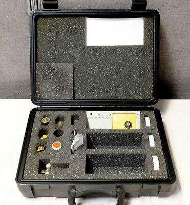 Hp4191a Impedance Analyzer Test Kit Hp16094a Hp16091a Terminations Accessories