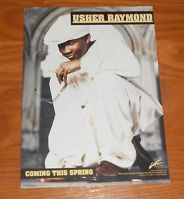 Usher Raymond Postcard Original Promo 5x7