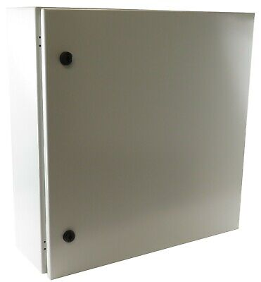 Yuco 24x20x8 Electrical Box Ip66 Rated Nema Type 4 Enclosure Fully Enclosed