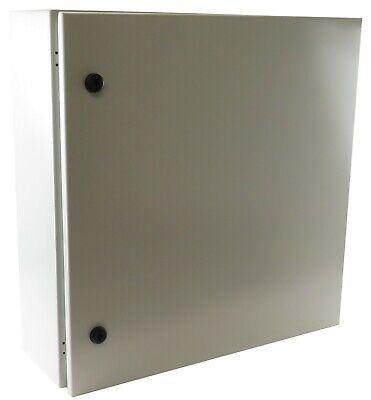 Yuco Yc-24x24x10-ul-fe Electrical Box Ip66 Nema Type 4 Enclosure Fully Enclosed