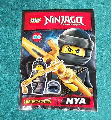 LEGO NINJAGO: Nya Polybag Set 891837 BNSIP