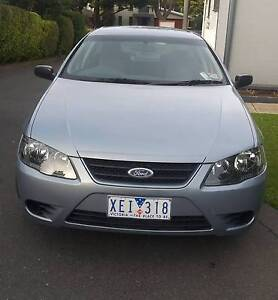 2007 Ford Falcon Sedan Hoppers Crossing Wyndham Area Preview