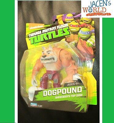 Dogpound Figure  : TMNT Teenage Mutant Ninja Turtles Shredder's Top Dog (Dog Pound Tmnt)