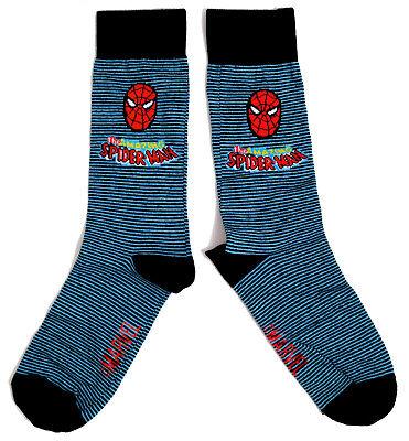 Marvel-Comics für Herren The Amazing Spider-Man Socken Eur 39-45 (Herren-socken Spiderman)