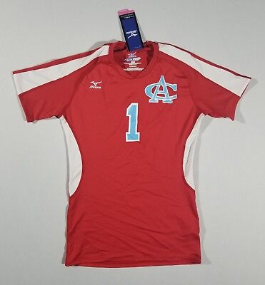 MIZUNO Womens Techno Volley IV #1 Volleyball Jersey | Small | 440397 | NWT