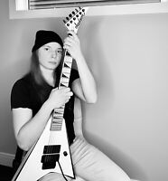 Shred Shed Guitar Lessons