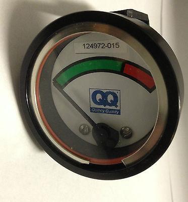 Quincy Air Compressor Gauge 124972-015 New