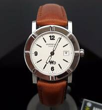 OLD STOCK Raymond Weil W1 3001 Date Cream Dial 30mm Swiss Moorooka Brisbane South West Preview