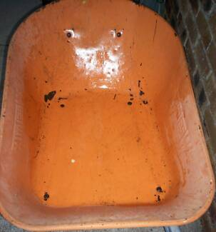 WHEEL BARROW PARTS.MAKE ONE GOOD ONE!Prices from Runcorn Brisbane South West Preview