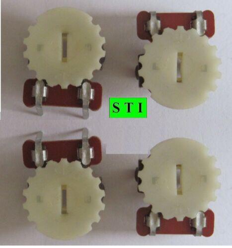 4 pcs  0-500 Ohm CTS Trim Pot Linear Potentiometer Variable Resistor