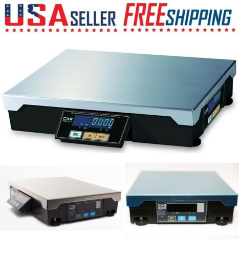 Open Box CAS PD-2Z 60LB POS Interface Scale, NTEP, Pounds, Ounces, PD2, USB
