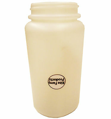 RITE RARM PRODUCTS POLY QUART JAR FOR CHICK FEEDER & WATERER