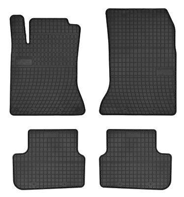 passend für Mercedes-Benz CLA C118 GLA X118 Gummifußmatten Fußmatten ab 2019 -