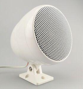 Marine VHF radio extension waterproof speaker IP65 rated CB extension