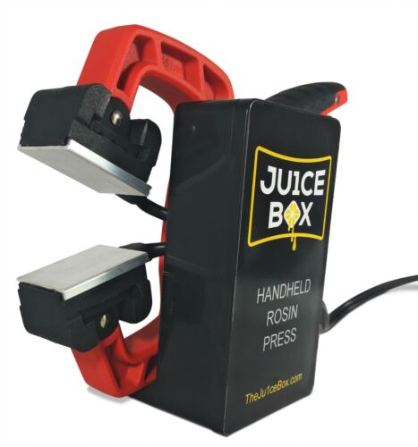Ju1ceBox Personal Rosin Press - Portable - Solventless Extraction