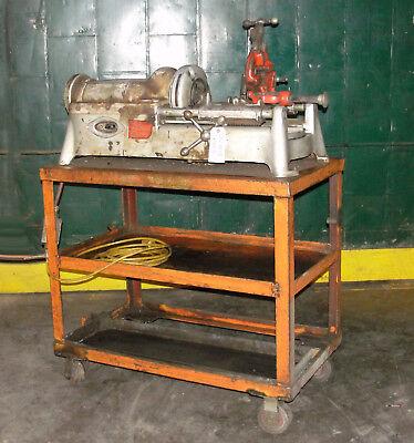 Ridgid Pipe Threading Machine Model 801-used