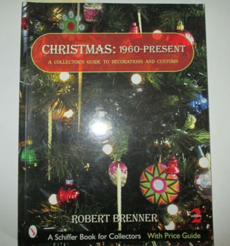 CHRISTMAS: 1961-PRESENT * COLLECTOR