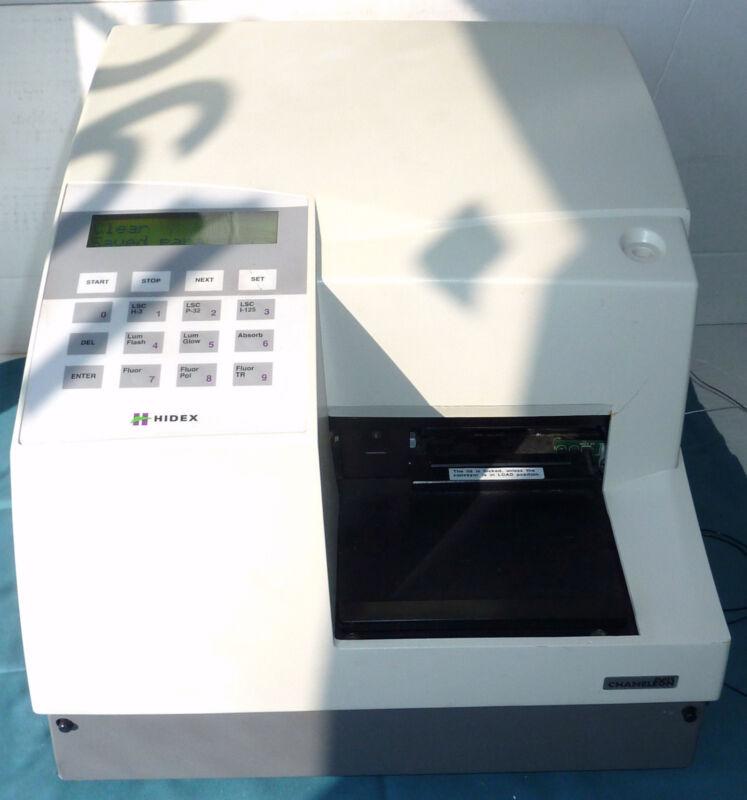 Hidex Bioscan Plate Chameleon Luminometer