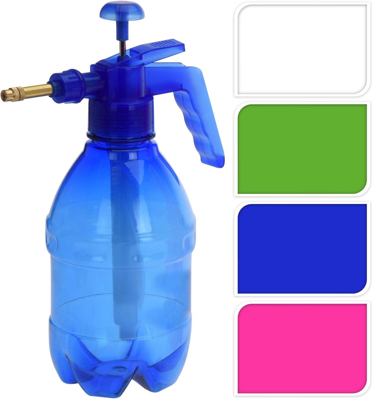 Drucksprüher 1,5 Liter Handsprüher Pumpsprüher 1,5l Pflanzensprüher 4 Farben