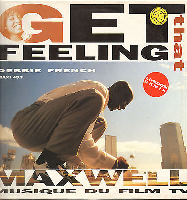 Debbie French   Get That Feeling   1990   Cbs   Com 9511 8   Between