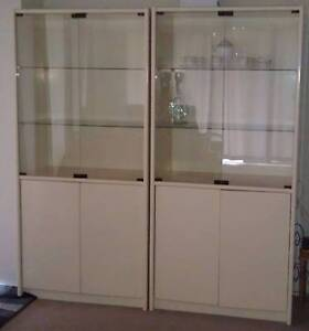 Display Cabinets Macquarie Park Ryde Area Preview
