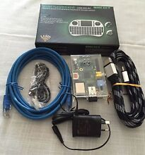 UKB-500-RF MINI WIRELESS KEYBOARD MOUSE COMBO 2.4ghz Pi -FREE POST Aspendale Gardens Kingston Area Preview