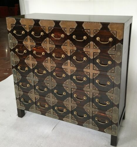 Oriental Cabinet With Drawers Furniture