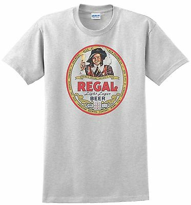 Regal Beert Shirt  1950 Miami  New Orleans  4 Colors  S 3Xl Free Ship To Usa