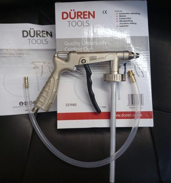 Schultz / Schutz Spray Gun for Dinitrol Cavity Wax / Stonechip / Underbody Wax