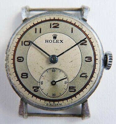 Unusual Antique Ancora 15 Jewel Manual Winding Swiss Watch Antique Swiss Watches