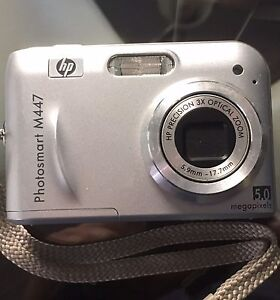 Photosmart m447 digital camera