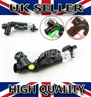 FORD FOCUS CMAX 1.6 TDCI 110HP AIR INLET MANIFOLD TURBO HOSE PIPE TUBE  03-11