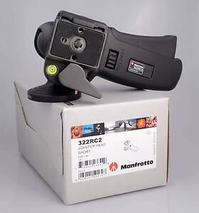 Manfrotto Grip Action ballhead 322RC2 Tea Tree Gully Tea Tree Gully Area Preview