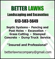 Septic and Sewer