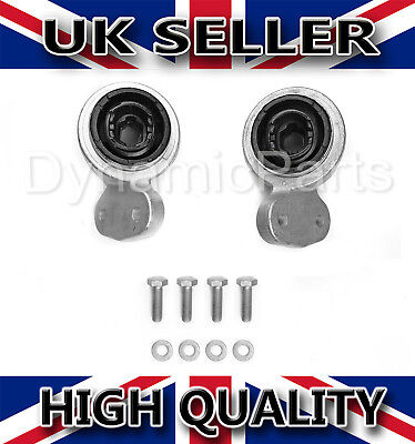 BMW 3 SERIES E46 98-08 FRONT SUSPENSION LOWER WISHBONE ARM BUSH KIT (Hydraulic)