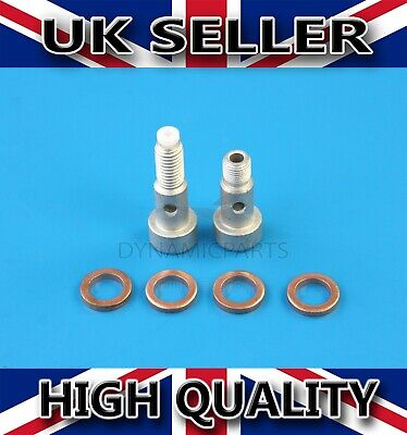 TURBO FITTING WASHERS BOLTS KIT FOR PEUGEOT CITROEN FORD 1.6 DIESEL 110HP