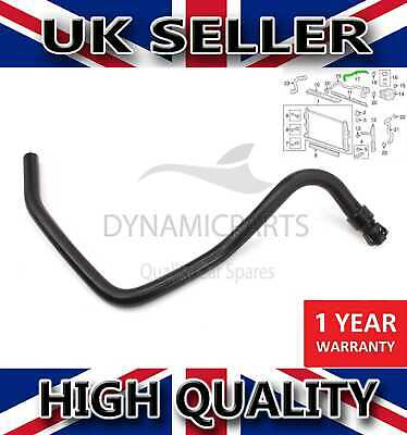 VAUXHALL ASTRA 1.4 RADIATOR COOLANT BYPASS HOSE 13251447