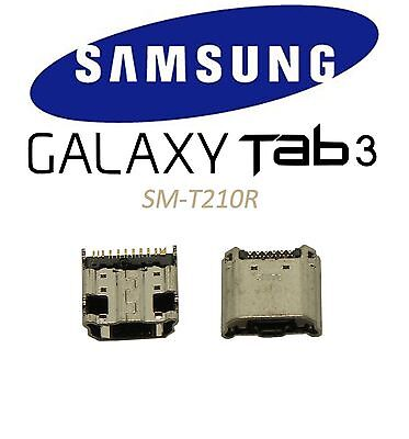 2X USB Charging Port Dock Connector Jack for Samsung Galaxy Tab 3 7.0 SM-T210R