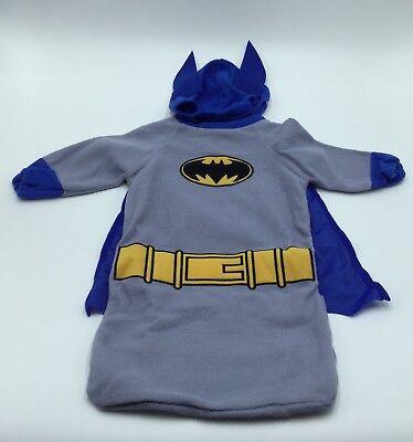 Batman Baby Kostüme (Batman - Kostüm - Baby - 0-9 Months - Baby Batman)