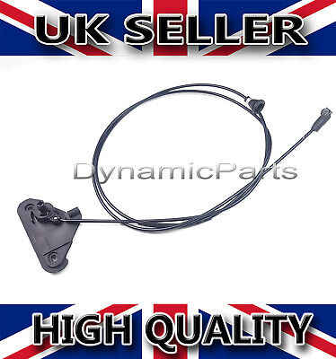 FORD MONDEO MK4 S MAX GLAXY BONNET HOOD RELEASE CABLE 1751277