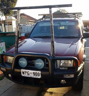 2001 Ford Courier Ute