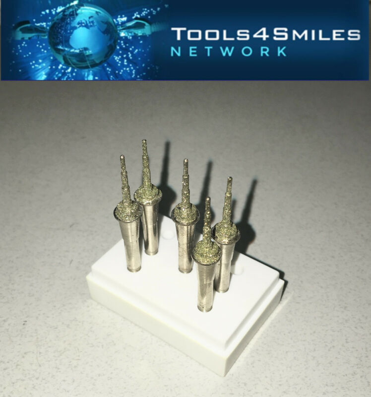 CEREC® MCXL Step Burs 12 For VENEERS ONLY (10 Burs) $10 each!