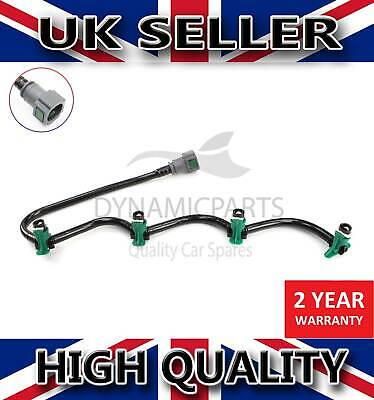 GENUINE FORD FUEL INJECTOR LEAK OFF PIPE O RING SEAL MONDEO 1.8 D 2007-2014