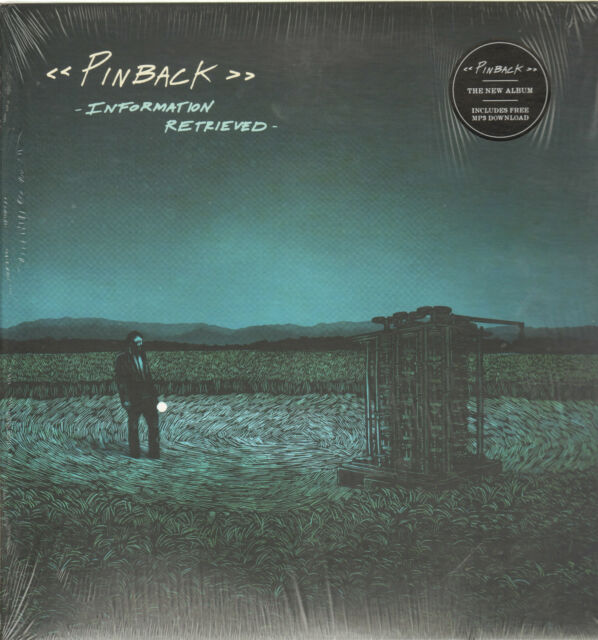 PINBACK - Information Retrieved   LP + Download   !!! NEU !!!
